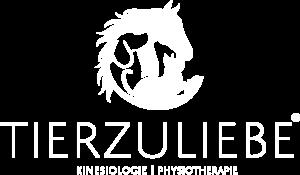 TIERZULIEBE Logo weiss